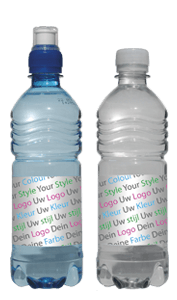 private label drink petbottle